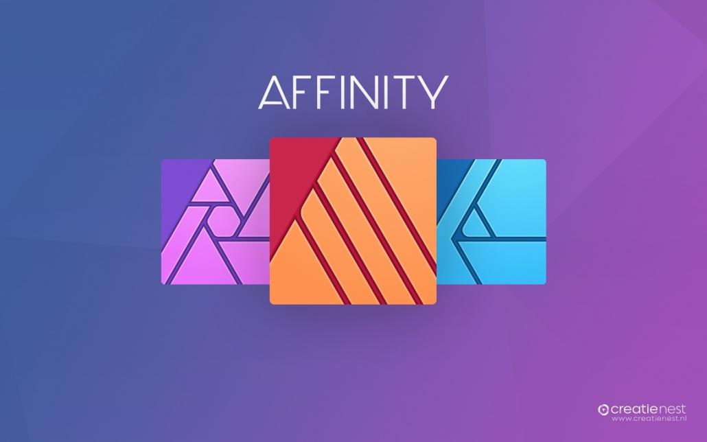 affinity cursus dtp photo designer publisher nederlands